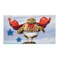 Конверт для денег 'Универсальный' ручная работа, птица в трусах