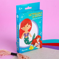 Куколка, игрушка из фетра 'Моя куколка' Принцессы Ариэль