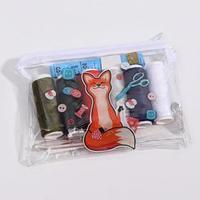 Набор для шитья 'Лисица-мастерица' в чехле