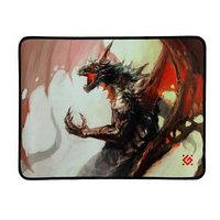Коврик для мыши Defender Dragon Rage M, игровой, 360x270x3 мм, ткань резина