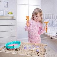 Набор для игры в песке с сортером 'Вкусняшка'