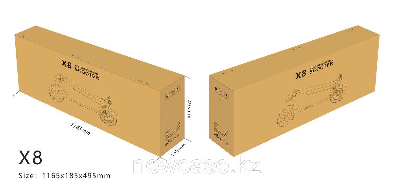 Электросамокат электроскутер X8 10 дюймов 350W 10.4 aH - фото 10