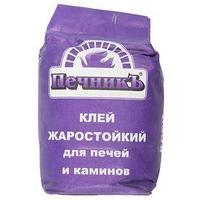 Клей жаростойкий для печей и каминов 'Печникъ' 3,0 кг