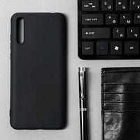 Чехол Innovation, для Honor 30i, силиконовый, матовый, черный