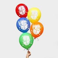 Воздушные шары 'Герои', Мстители (набор 5 шт) 12 дюйм