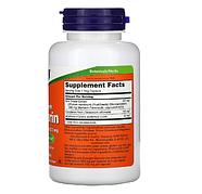 Now Foods, силимарин, экстракт расторопши, 300 мг, 100 растительных капсул, фото 2