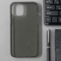 Чехол Activ SC123, для Apple iPhone 12 Pro Max, силиконовый, чёрный