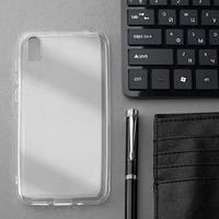 Чехол Innovation, для Huawei Honor 8S/Y5(19), силиконовый, прозрачный