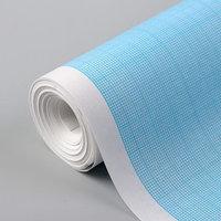 Масштабно-координатная бумага, 60 г/кв.м, 64 см, 10 м, цвет голубой