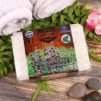 Соляной брикет с алтайскими травами 'Пустырник', 1,35 кг 'Добропаровъ'