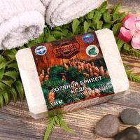 Соляной брикет с алтайскими травами 'Кедр', 1,35 кг 'Добропаровъ'