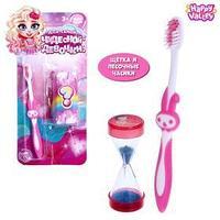Игрушка сюрприз 'Для чудесной девочки', зубная щетка, МИКС