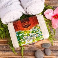 Соляной брикет с алтайскими травами 'Ромашка', 1,35 кг 'Добропаровъ'