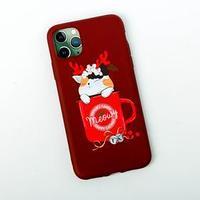 Чехол для телефона iPhone pro max 'Котик с рожками', 7,8 x 15,8 см