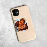 Чехол для телефона iPhone 11 'Ангелы', 7,6 х 15,1 см