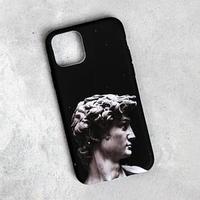 Чехол для телефона iPhone 11 pro 'Давид', 7,14 х 14,4 см