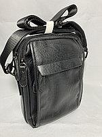 """Мужская деловая сумка-барсетка""""Cantlor"""". Высота 23 см, ширина 19 см, глубина 5 см., фото 1"""