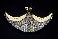 Подвесная люстра FIONA IV POLISHED CE Art Glass