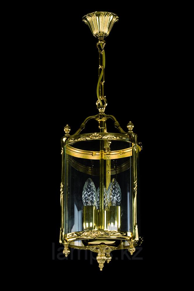 Подвесная люстра LOLA POLISHED Art Glass