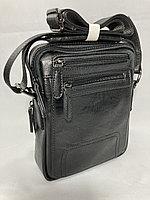 """Мужская деловая сумка""""Cantlor"""",через плечо.Высота 23 см, ширина 18 см, глубина 5 см., фото 1"""