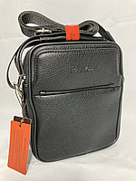 """Мужская деловая сумка""""Cantlor"""". Высота 26 см, ширина 22 см, глубина 6 см., фото 1"""