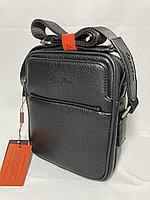 """Мужская деловая сумка-барсетка """"Cantlor"""". Высота 24 см, ширина 20 см, глубина 6 см,, фото 1"""