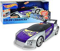 Машинка Hot Wheels меняющая цвет Color Crashers Quick N' Sik 22 см, фото 1