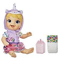 Baby Alive Tinycorns кукла интерактивная единорожка
