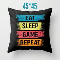 Подушка декоративная для геймера
