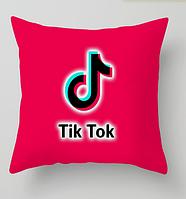 Подушка декоративная ТикТок
