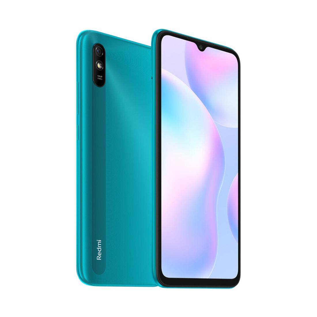 Мобильный телефон Xiaomi Redmi 9A 32GB Peacock Green - фото 3