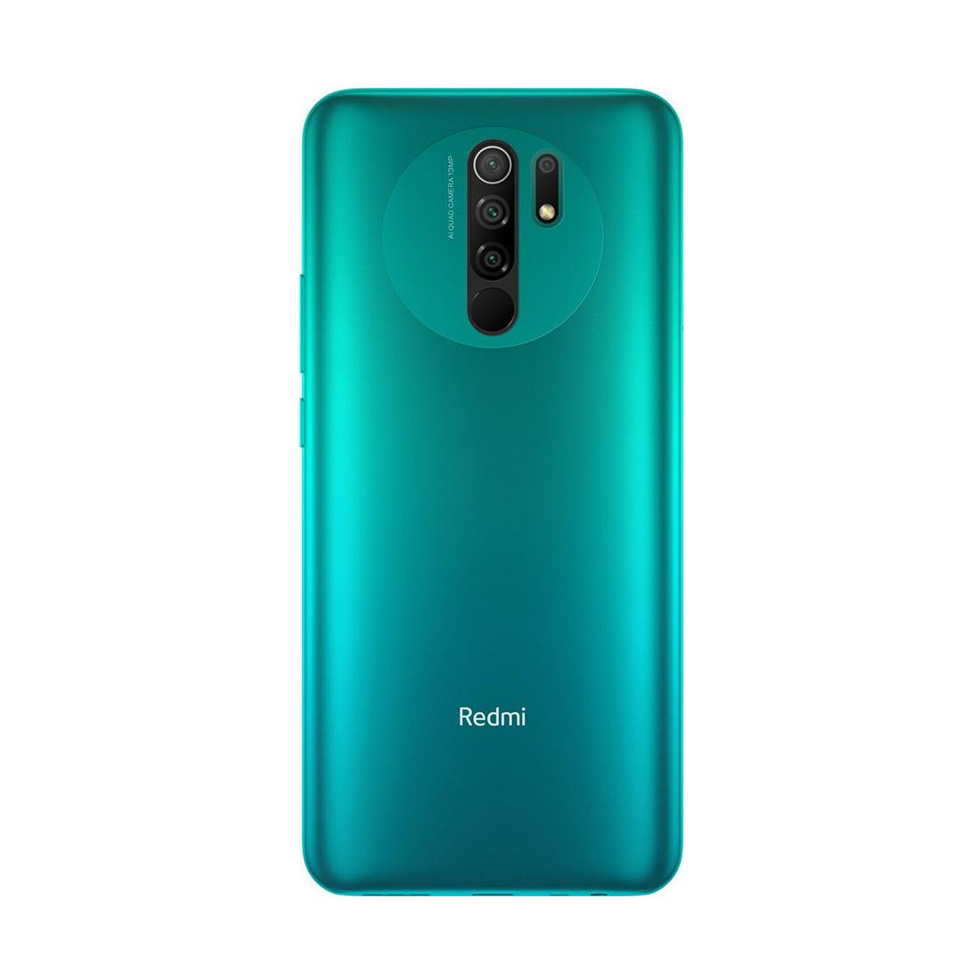 Мобильный телефон Xiaomi Redmi 9 32GB Ocean Green - фото 2
