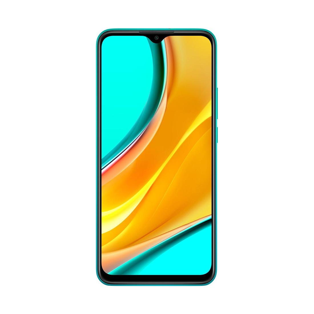 Мобильный телефон Xiaomi Redmi 9 64GB Ocean Green - фото 1