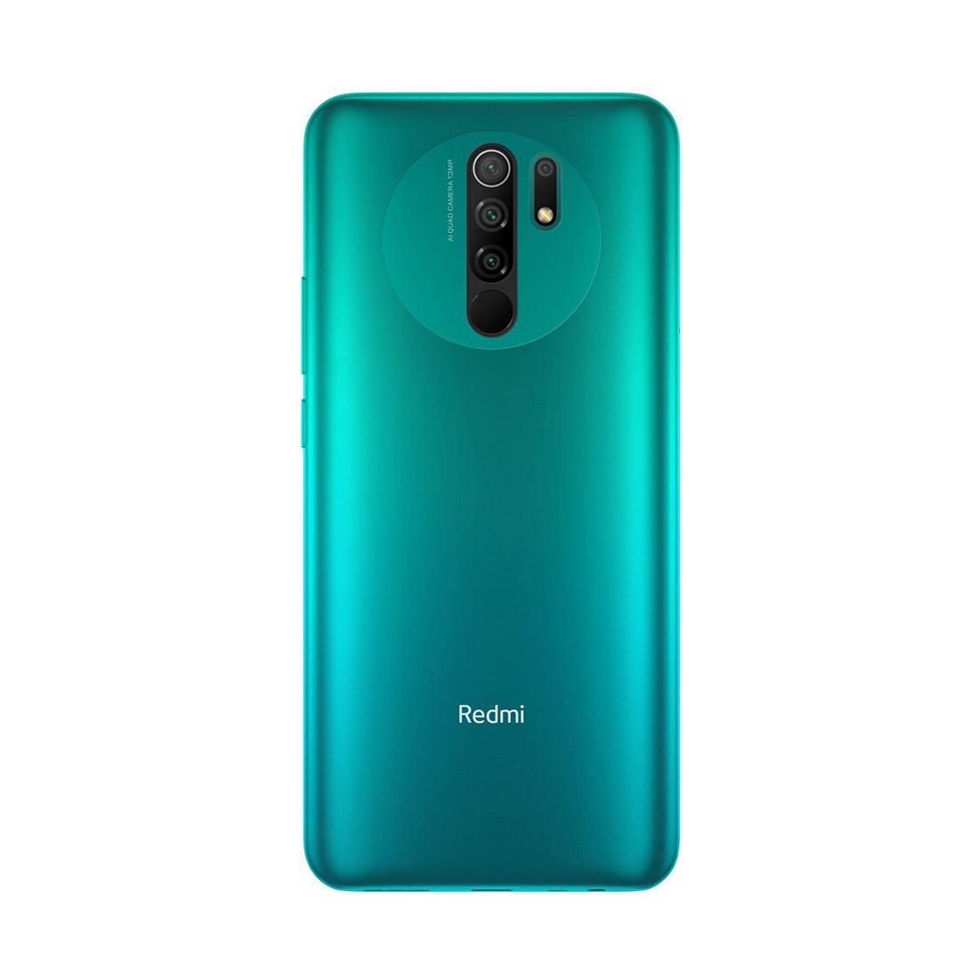 Мобильный телефон Xiaomi Redmi 9 64GB Ocean Green - фото 2