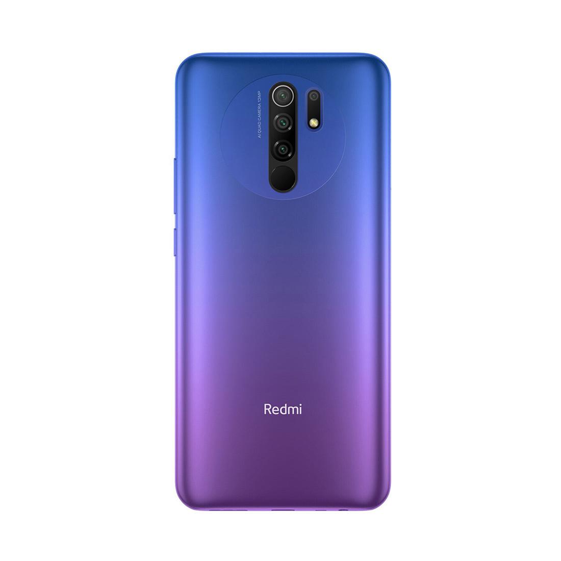 Мобильный телефон Xiaomi Redmi 9 64GB Sunset Purple - фото 2