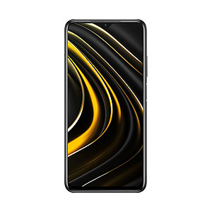 Мобильный телефон Poco M3 64GB Power Black