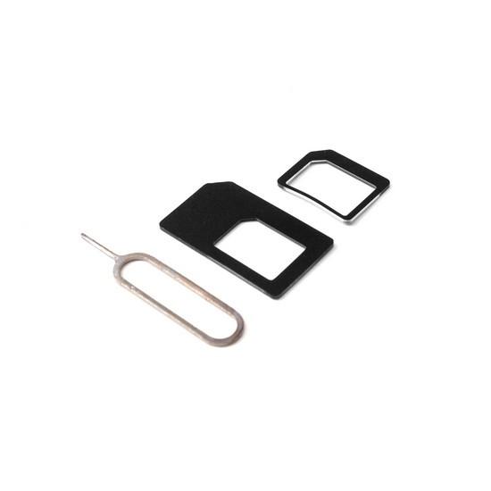 Пластиковый переходник для SIM-карт - фото 1