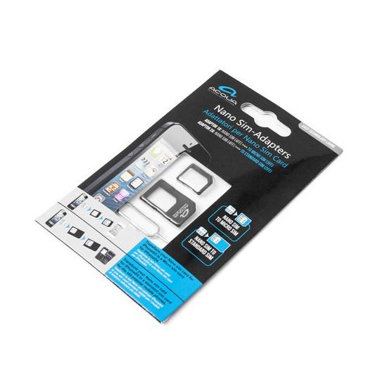 Пластиковый переходник для SIM-карт - фото 3