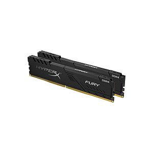 Комплект модулей памяти Kingston HyperX Fury HX426C16FB3K2/16 DDR4 16GB (2x8G) 2666MHz