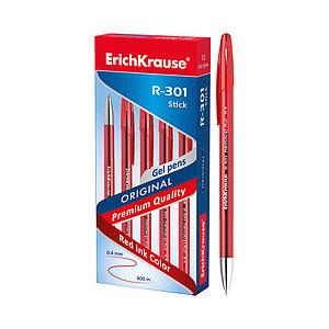 Ручка гелевая ErichKrause® R-301 Original Gel 0.5, цвет чернил красный