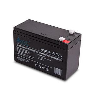 Аккумуляторная батарея SVC AL7-12 12В 7 Ач (слаботочка)
