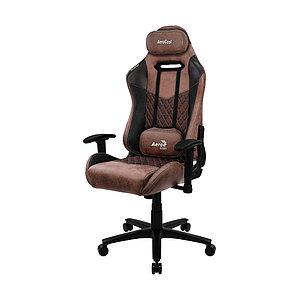 Игровое компьютерное кресло Aerocool DUKE Punch Red