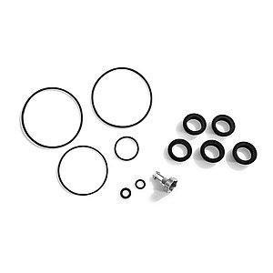 Набор клапанов для бассейнов Intex 25013 (1 клапан и 11 уплотнительных резинок в наборе)