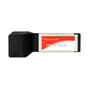 Адаптер Express Card на USB HUB 4 Порта