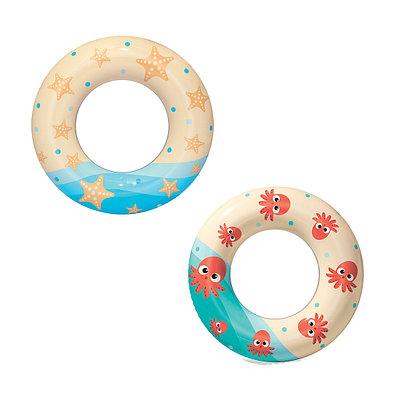 Круги для плавания надувные