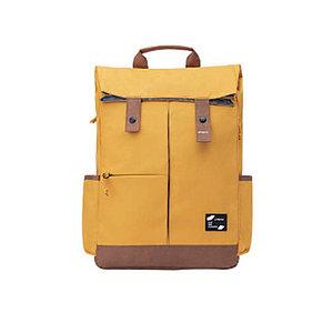 Рюкзак U'REVO College Leisure Backpack Желтый