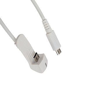 Противокражный кабель Eagle A6150AW (Micro USB - Micro USB)