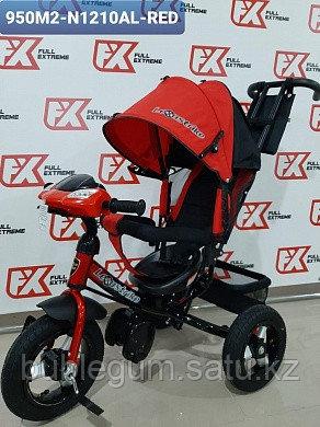 Велосипед Lexus trike 3-колесный красный
