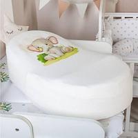 Кокон-матрас для новорожденного Топотушки Baby Cocon Малыши