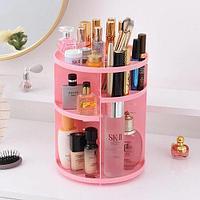 Вращающийся органайзер для косметики Beauty Box 360°